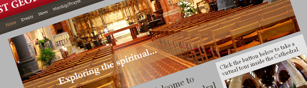 Website Review: St George's Cathedral