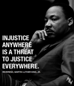Martin Luther King, Injustice Abortion