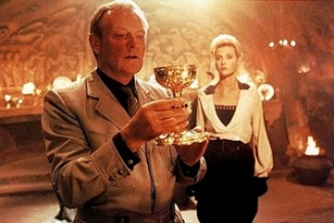 The Holy Grail from Indiana Jones and the Last Crusade