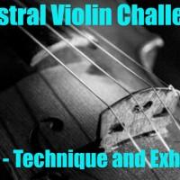 Orchestral Violin Challenge Week 2